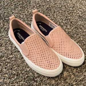 BRAND NEW Slip on Sperry Shoes